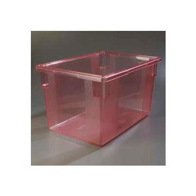 "Carlisle 10624C05 - Storplus™ 21.5 Gallon Box 26"", 18"", 15"", Red - Pkg Qty 3"