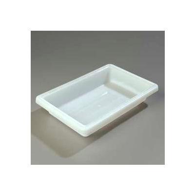 """Carlisle 1063002 - Storplus™ 2 Gallon Box 18"""", 12"""", 3-1/2"""", White - Pkg Qty 6"""