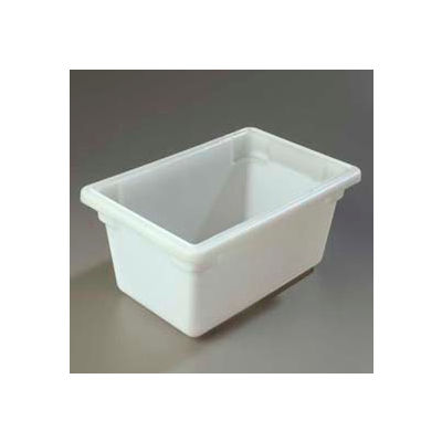 "Carlisle 1063202 - Storplus™ 5 Gallon Box 18"", 12"", 9"", White - Pkg Qty 6"