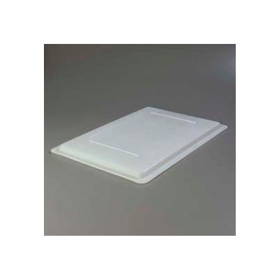 "Carlisle 1064702 - Storplus™ ""Lock-Tight"" Lid 26"", 18"", 1-9/32"", White - Pkg Qty 6"