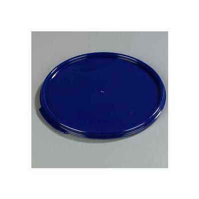 Carlisle 1077360 - Storplus™ 12-18-22 Qt. Round Lid, Cobalt Blue - Pkg Qty 6