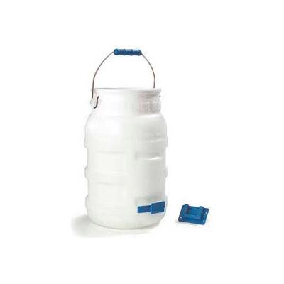 Carlisle 1287502 - Icemaster™ Ice Transport Tote 5 Gallon, White - Pkg Qty 2