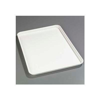 "Carlisle 1318FMT301 - Market Tray 17-3/4"", 12-3/4"", 1"", Pearl White - Pkg Qty 12"