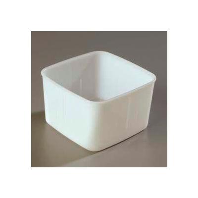 Carlisle 153202 - Storplus™ Container 2 Qt., White - Pkg Qty 12