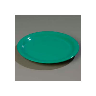 "Carlisle 3300409 - Sierrus™ Dinner Plate, Narrow Rim 9"", Meadow Green - Pkg Qty 24"