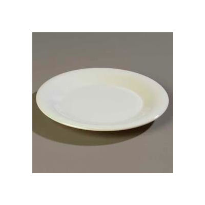 "Carlisle 3301042 - Sierrus™ Dinner Plate, Wide Rim 10-1/2"", Bone - Pkg Qty 12"