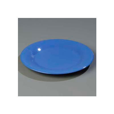 "Carlisle 3302414 - Sierrus™ Dinner Plate, Wide Rim 12"", Ocean Blue - Pkg Qty 12"