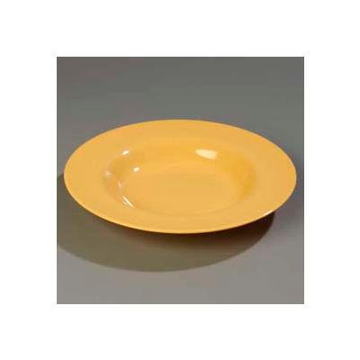 "Carlisle 3303022 - Sierrus™ Chef Salad/Pasta Bowl 12"", Honey Yellow - Pkg Qty 12"
