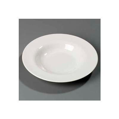 "Carlisle 3303042 - Sierrus™ Chef Salad/Pasta Bowl 12"", Bone - Pkg Qty 12"