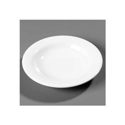 "Carlisle 3303403 - Sierrus™ Pasta/Soup/Salad Bowl 9-1/4"", Black - Pkg Qty 24"
