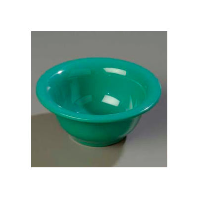 "Carlisle 3303809 - Sierrus™ Rimmed Nappie Bowl 5-3/8"", Meadow Green - Pkg Qty 24"
