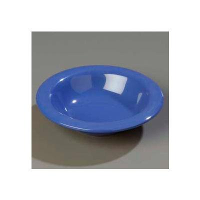 "Carlisle 3304014 - Sierrus™ Rimmed Bowl 6"", Ocean Blue - Pkg Qty 48"