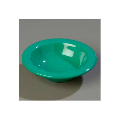 "Carlisle 3304209 - Woven Baskets Rimmed Fruit Bowl 4-3/4"", Meadow Green - Pkg Qty 48"
