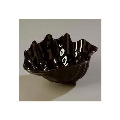 """Carlisle 034403 - 5 Qt. Large Shell 19"""" x 12-7/8"""", Black"""