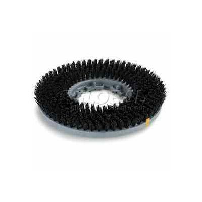 "Carlisle EZ Snap Value Rotary Stripping Brush 12"", Black - 3612VBK"