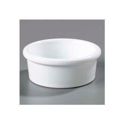 Carlisle 036202 - Standard Ramekin 2.5 Oz., White - Pkg Qty 48