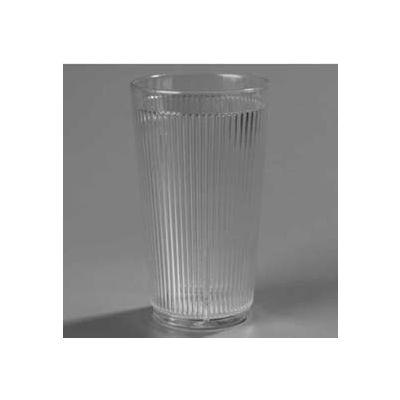 Carlisle 403407 - Crystalon® Polycarbonate Tumbler RimGlow, 16 Oz., Clear - Pkg Qty 48