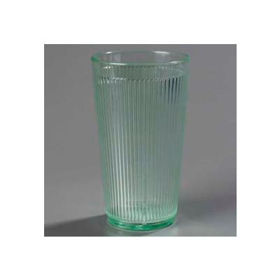 Carlisle 403409 - Crystalon® Polycarbonate Tumbler RimGlow, 16 Oz., Green - Pkg Qty 48