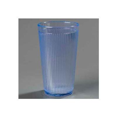 Carlisle 403514 - Crystalon® Polycarbonate Tumbler RimGlow, 20 Oz., Ocean Blue - Pkg Qty 48