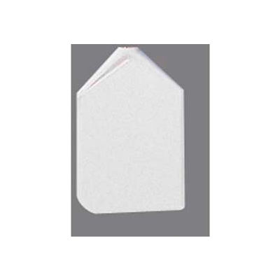 "Carlisle 4036102 - Sparta® Standard Nylon Replacement Blade 7-1/2"" x 4-1/2"", White - Pkg Qty 6"