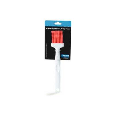 """Carlisle 4040305 - Silicone Basting Brush 2""""- Red"""