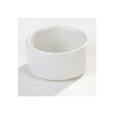 Carlisle 41242 - Ramekin Straight Side 3 Oz. Bone 3 Oz., Bone - Pkg Qty 48