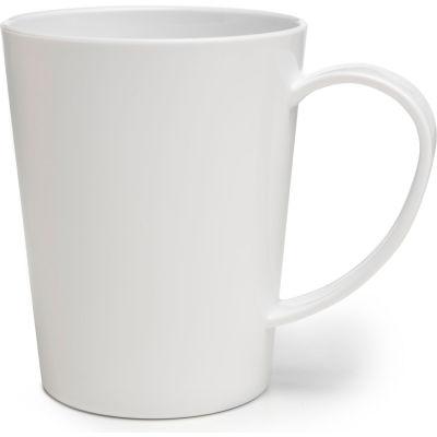 Carlisle 4306802 Mug 12 oz - White - Pkg Qty 12