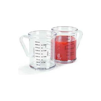 Carlisle 431507 - Measuring Cup, Clear - Pkg Qty 6