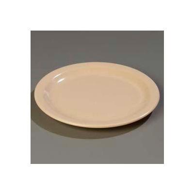 "Carlisle 4350325 - Dallas Ware® Salad Plate 7-1/4"", Tan - Pkg Qty 48"