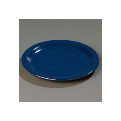 "Carlisle 4350335 - Dallas Ware® Salad Plate 7-1/4"", Cafe Blue - Pkg Qty 48"