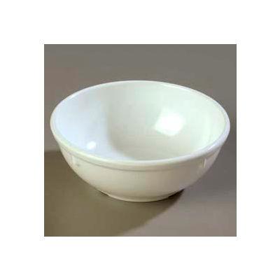 Carlisle 4352002 - Dallas Ware® Nappie Bowl 16 Oz., White - Pkg Qty 48