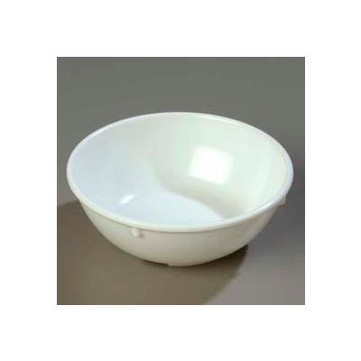 Carlisle 4352102 - Dallas Ware® Nappie Bowl 14 Oz., White - Pkg Qty 48