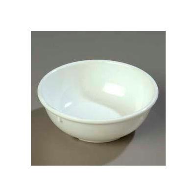 Carlisle 4352502 - Dallas Ware® Nappie Bowl 13 Oz., White - Pkg Qty 24