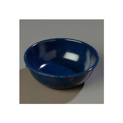 Carlisle 4352535 - Dallas Ware® Nappie Bowl 13 Oz., Cafe Blue - Pkg Qty 24