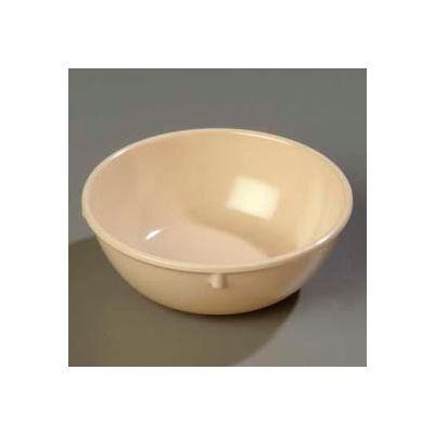 Carlisle 4352825 - Dallas Ware® Nappie Bowl 10 Oz., Tan - Pkg Qty 48