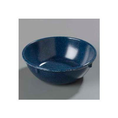 Carlisle 4352835 - Dallas Ware® Nappie Bowl 10 Oz., Cafe Blue - Pkg Qty 48