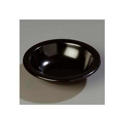 Carlisle 4352903 - Dallas Ware® Grapefruit Bowl 10 Oz., Black - Pkg Qty 48