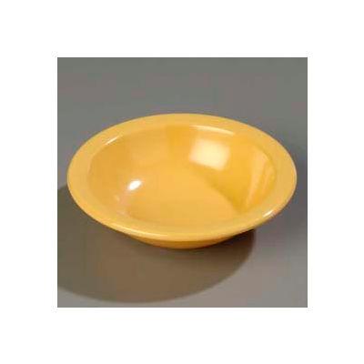 Carlisle 4352922 - Dallas Ware® Grapefruit Bowl 10 Oz., Honey Yellow - Pkg Qty 48