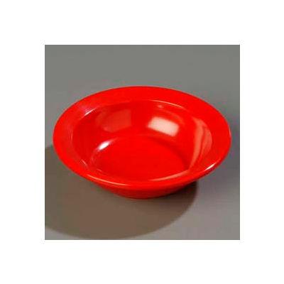 Carlisle 4353205 - Dallas Ware® Fruit Bowl 3-1/2 Oz., Red - Pkg Qty 48