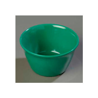 Carlisle 4354009 - Dallas Ware® Bouillon Cup 8 Oz., Green - Pkg Qty 24