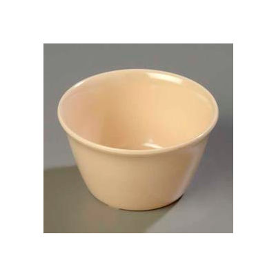Carlisle 4354025 - Dallas Ware® Bouillon Cup 8 Oz., Tan - Pkg Qty 24