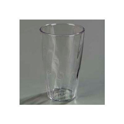 Carlisle 4366307 - Swirl Polycarbonate Tumbler 8 Oz., Clear - Pkg Qty 36