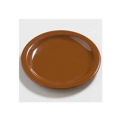 "Carlisle 4385443 - Daytona™ Salad Plate 7-1/4"", Toffee - Pkg Qty 48"