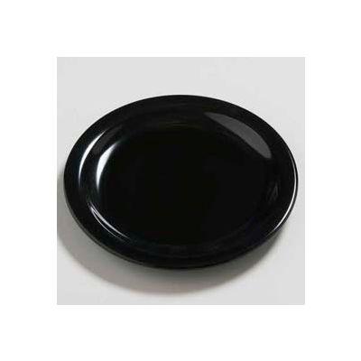 "Carlisle 4385603 - Daytona™ Bread & Butter Plate 5-5/8"", Black - Pkg Qty 48"