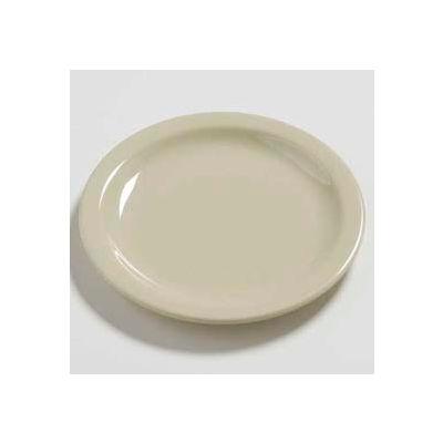 "Carlisle 4385606 - Daytona™ Bread & Butter Plate 5-5/8"", Oatmeal - Pkg Qty 48"