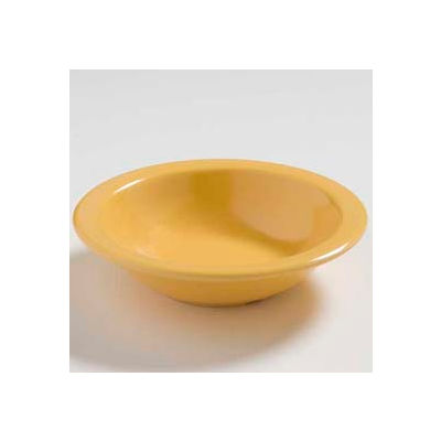"Carlisle 4386422 - Daytona™ Grapefruit Bowl 5-7/8"", Honey Yellow - Pkg Qty 48"
