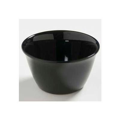 "Carlisle 4386803 - Daytona™ Bouillon Cup 3-3/4"", Black - Pkg Qty 24"