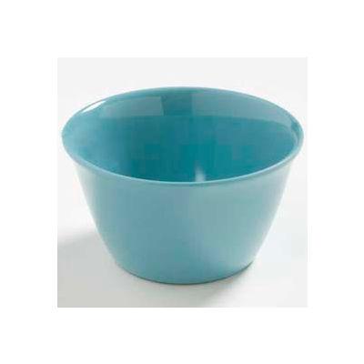 "Carlisle 4386863 - Daytona™ Bouillon Cup 3-3/4"", Turquoise - Pkg Qty 24"