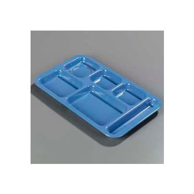 Carlisle 4398392 - Sandshades® Right-Hand Space Saver Compartment Tray, Sandshade - Pkg Qty 12
