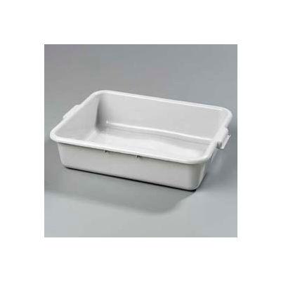 "Carlisle 44010SKD23 - Comfort Curve™ Bus Box Skid 15"", 20"", 5"", Grey - Pkg Qty 300"